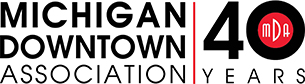 Michigan Downtown Association 40 years
